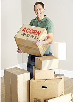 Packing service & packing materials supply - Acorn Removals