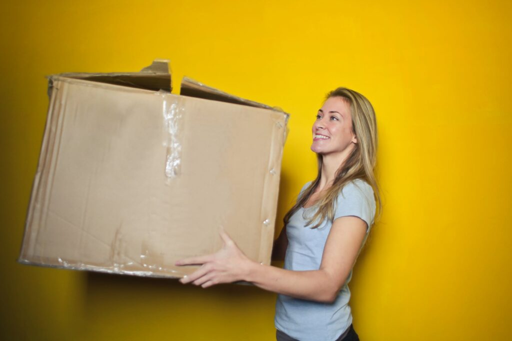 Tips for moving fragile items